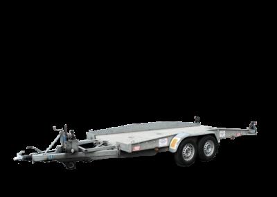 Autotransporter hydraulisch kippbar