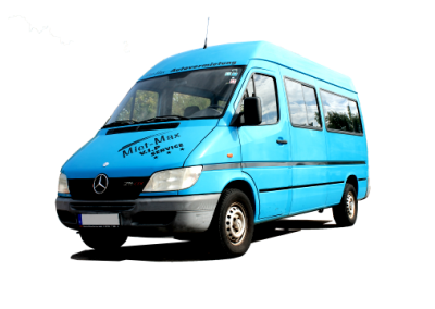 Reisebus – MERCEDES 216 CDI
