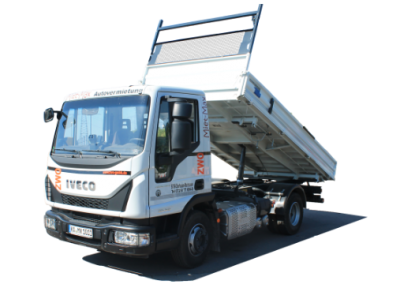 Dreiseitenkipper – IVECO 80E21