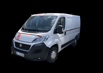Kastenwagen – FIAT DUCATO L1H1
