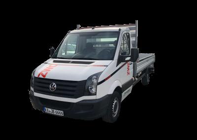 Pritschenwagen – VW CRAFTER